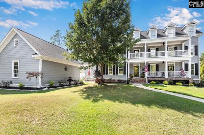 Columbia Single Family Home For Sale: 380 Highland Point
