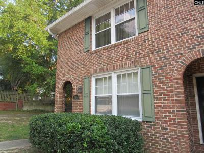 Columbia Townhouse For Sale: 2550 Lee