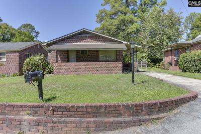 Columbia Single Family Home For Sale: 1213 Deerwood