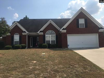 Blythewood Single Family Home For Sale: 549 Briar Jump