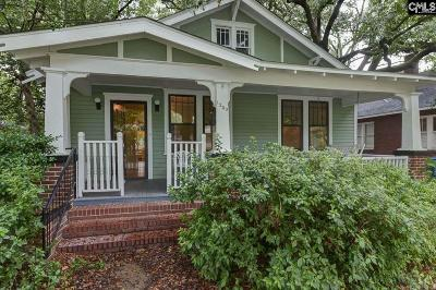 Columbia Single Family Home For Sale: 1209 Woodrow