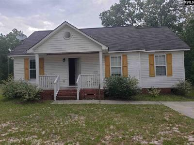 Single Family Home For Sale: 261 Rimer Pond