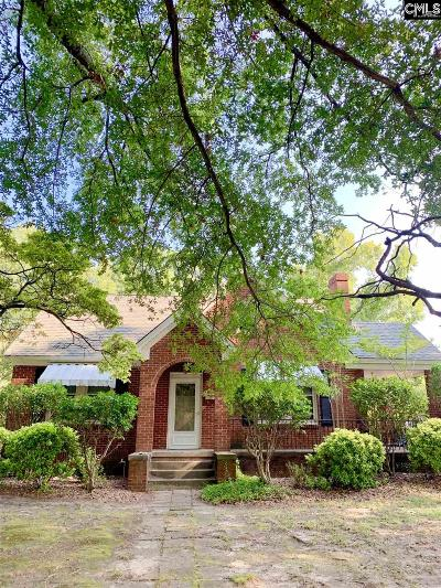 Columbia Single Family Home For Sale: 2719 Kiawah
