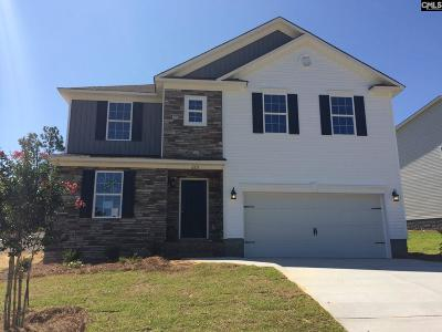 Single Family Home For Sale: 610 Teaberry (Lot 124)