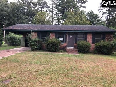 Columbia Single Family Home For Sale: 301 Saddlefield