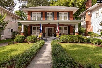 Columbia Single Family Home For Sale: 2827 Blossom