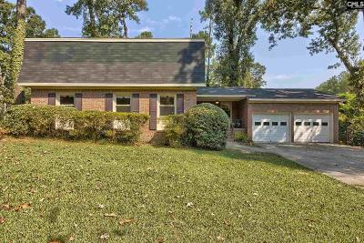 Columbia Single Family Home For Sale: 3301 Overcreek