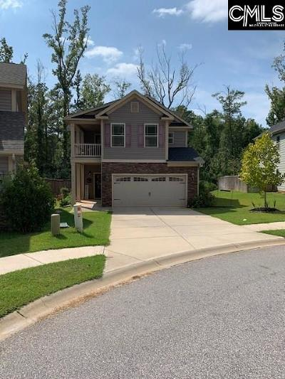 Single Family Home For Sale: 216 Cherokee Pond