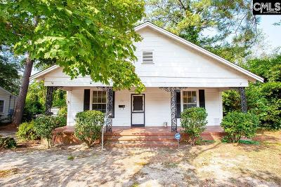 Single Family Home For Sale: 1807 Broad