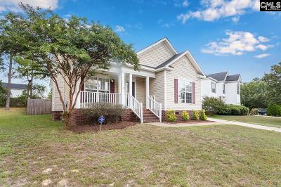Single Family Home For Sale: 215 White Wing
