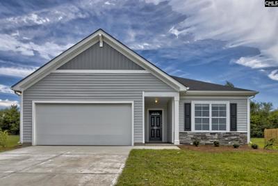 Batesburg, Leesville Single Family Home For Sale: 339 Bush Clover