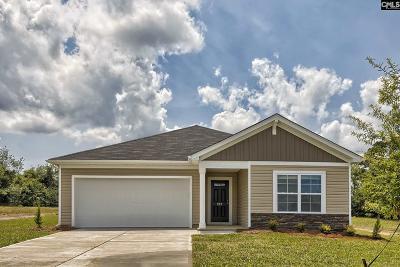Batesburg, Leesville Single Family Home For Sale: 343 Bush Clover