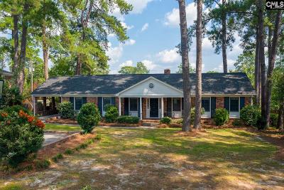 Columbia Single Family Home For Sale: 4704 Trenholm