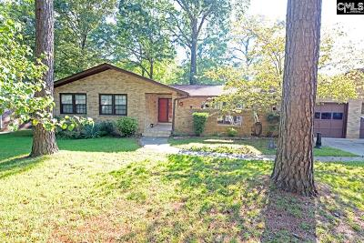 Columbia Single Family Home For Sale: 624 Lockner Road