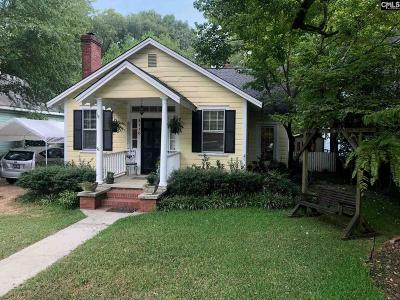 Columbia Single Family Home For Sale: 3110 Wheat