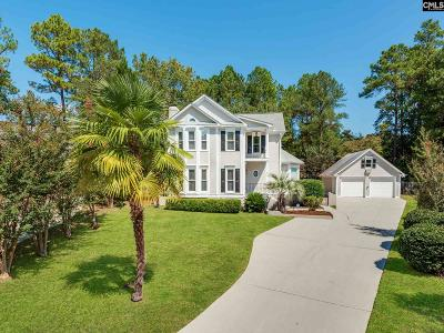 Columbia Single Family Home For Sale: 17 Wild Rose