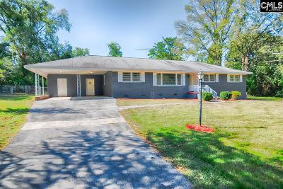 Lexington County, Richland County Single Family Home For Sale: 1916 Elm Abode