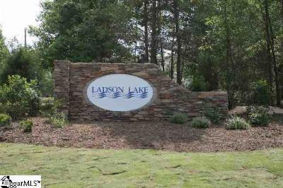 Simpsonville Residential Lots & Land For Sale: 10 Ladson Lake
