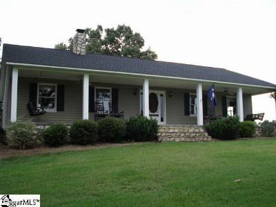 Fountain Inn Single Family Home For Sale: 3813 Knighton Chapel