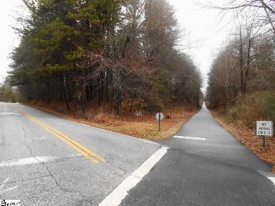 Travelers Rest Residential Lots & Land For Sale: 821 Old Buncombe