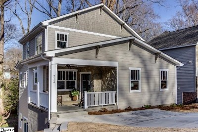 Single Family Home Sold: 212 Cammer