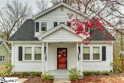 Single Family Home Sold: 212 Briarcliff