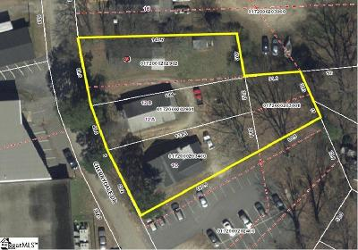 Greenville Residential Lots & Land For Sale: 10 - 14 Cherrydale