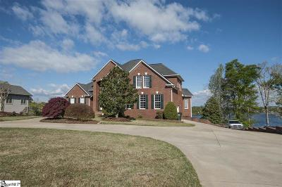 Inman Single Family Home For Sale: 446 Tangleridge