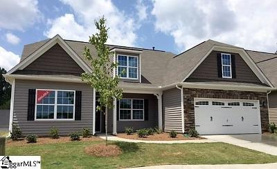 Simpsonville SC Single Family Home For Sale: $252,464