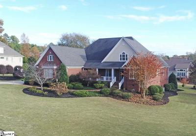Easley Single Family Home For Sale: 205 Golden Willow
