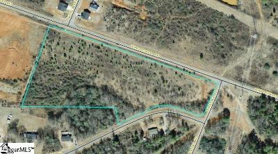 Anderson Residential Lots & Land For Sale: White Street