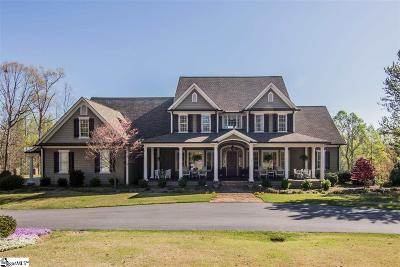 Travelers Rest Single Family Home For Sale: 1790 Jackson Hollow