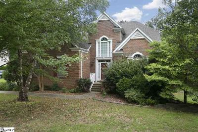 Greenville County Single Family Home For Sale: 5 Whiffletree