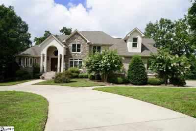 Greenville Single Family Home For Sale: 205 Capri