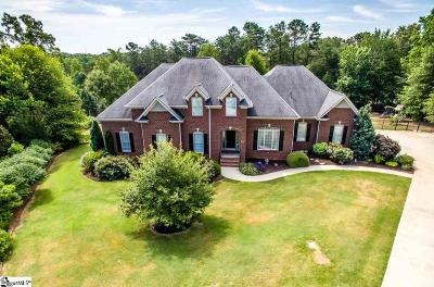 Greenville County Single Family Home Contingency Contract: 25 Cheekwood