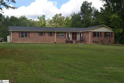 Travelers Rest Single Family Home For Sale: 30 Finley