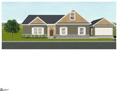 Travelers Rest Single Family Home Contingency Contract: 705 Tugaloo