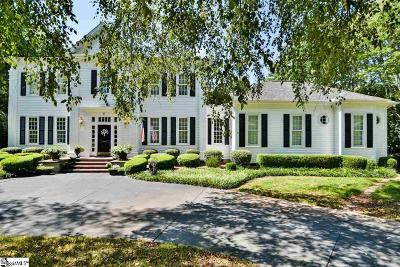 Greenville County Single Family Home Contingency Contract: 6 Whitbread