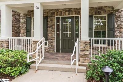 Greenville County Condo/Townhouse For Sale: 168 Ridgeland #Bldg. 3,