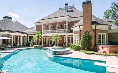 Simpsonville Single Family Home For Sale: 12 Kings Grant