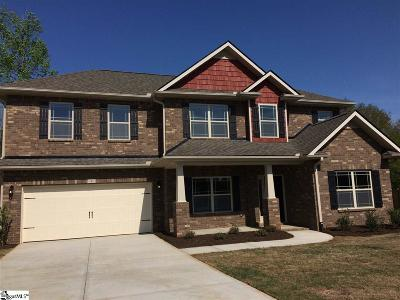 Greenville County Single Family Home For Sale: 4 Skye #Lot 112