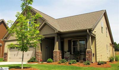 Cottages At Harrison Bridge Single Family Home For Sale: 109 Belle Oaks