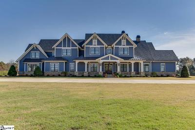 Travelers Rest Single Family Home For Sale: 1707 Jackson Hollow