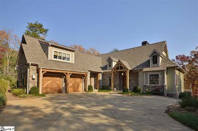 Travelers Rest Single Family Home For Sale: 6 Misty Hollow