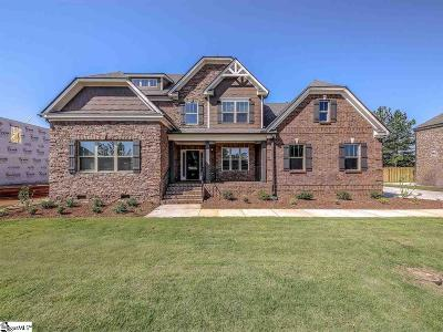 Five Forks Plantation Single Family Home For Sale: 16 Ossabaw