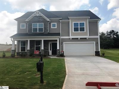 Inman Single Family Home For Sale: 318 Swift Water