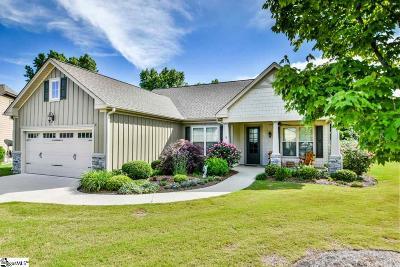 Cottages At Harrison Bridge Single Family Home For Sale: 10 Edgeridge