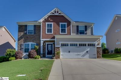 Greenville County Single Family Home For Sale: 15 Flat Shoals