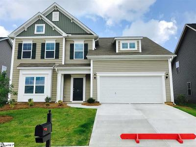 Simpsonville Single Family Home For Sale: 21 Howards End