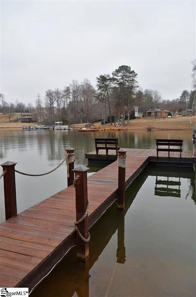 Inman Residential Lots & Land For Sale: 150 Lake Front